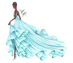 Lupita Nyong'o at the Oscars 2014 by frozen-winter-prince.deviantart.com on @deviantART