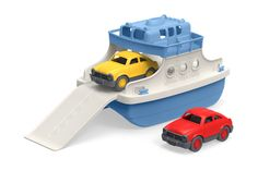 Green Toys Veerboot Greentoys Ferry Boat - EcoZo