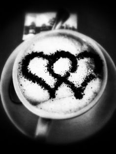 Lovely cappuccino