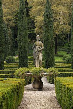 | Giardino Giusti. Сад Джусти. Giusti Garden | ITALY