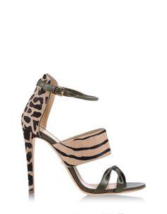 0edd5eb21dd Sergio Rossi High Heeled Sandals - Sergio Rossi Footwear Women -  thecorner.com Magic Shoes