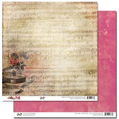 """Pretty in Pink """"Music"""" paper"""