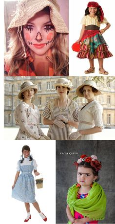 Family friendly Halloween Costume Ideas for women