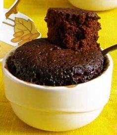 Muffin de chocolate Dukan