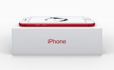 Apple'dan Haberler: AIDS'le Mücadele İçin Yeni Kırmızı iPhone Yakında Piyasada!