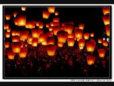 Feb 6- Lantern Festival in Taiwan