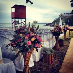 Casamento na praia - Ubatuba