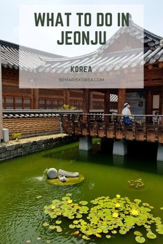 Things To Do In Jeonju & The Jeonju Hanok Village & More The best things to do in Jeonju including the Jeonju hanok village, where to eat bibimbap and other attractions. This guide includes a Jeonju itinerary and much more. The post Things To Do In Jeonju South Korea Seoul, South Korea Travel, Asia Travel, Jeonju, Stuff To Do, Things To Do, A Whole New World, Chicago Restaurants, Okinawa Japan