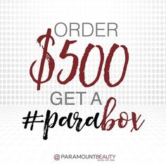 To find more details about the new #parabox check the link in our bio. You don't want to miss out