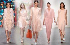 Róż - Trendy wiosna/lato 2015 - 10 GŁÓWNYCH trendów w modzie