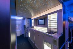 A walk-up bar in the premium cabin stocked with snacks and refreshments will be a first for any U.S. airline and adds another distinctive luxury feature to the 777-300ER.