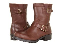 SoftWalk Bellville Brown Smooth Leather - 6pm.com $89.99