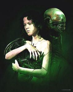 alien #ripley