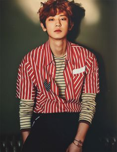 Chanyeol - EXO, L'officiel Hommes Magazine April 2017 Exo Chanyeol, Exo Minseok, Kim Jongdae, Exo Ot12, Kpop Exo, Kyungsoo, Exo Kai, Chanbaek, Chansoo