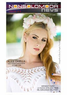 Miss Nonsolomodanews di Ottobre 2016, Alice Casella in arte Midnight Purrs