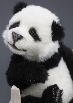 Three O'Clock Bears: Ping the Panda...on eBay