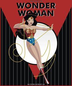Wonder Woman - Linda Carter by els3bas