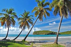 Grenada, getting to grips with the Spice Isle | Weather2Travel.com #travel #Caribbean #beach