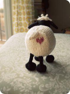 Ravelry: TraceyNicole's sheepie