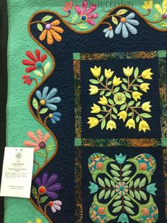 More Quilting Lovelies from the Columbus NQA Show | Quilted JoyQuilted Joy