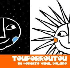 """Teatro familiar: """"Touporroutou da lúa e do sol""""  No Centro Social Novacaixagalicia, Pontevedra 18.00"""