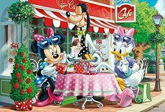 Minnie y amigos