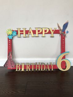 Princess Elena Of Avalor Photo Frame Prop 25 PhotoFrame