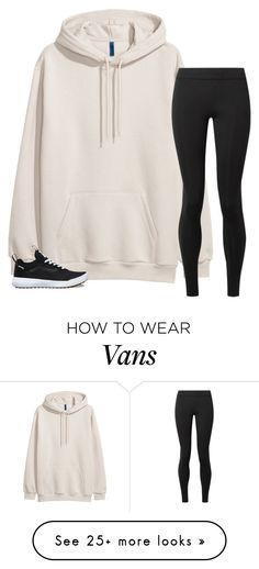 """Untitled #221"" by kiahgates on Polyvore featuring The Row and Vans"