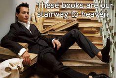 13 Studious {SEXY} Celebs Caught Reading