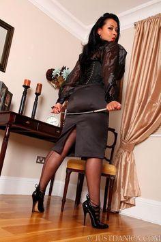 Danica collins whip mistress
