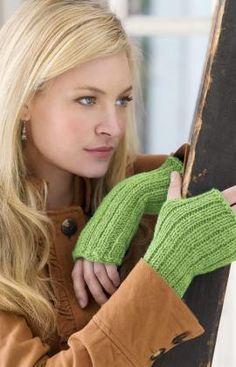 Lovely Glovelets Knitting Pattern