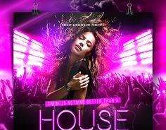 "Check out new work on my @Behance portfolio: ""House Session Flyer"" http://be.net/gallery/35049713/House-Session-Flyer"