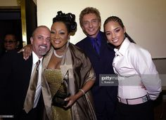 34th Annual Songwriters Hall Of Fame Awards - Backstage Billy Joel, Patti LaBelle, Barry Manilow and Alicia Keys