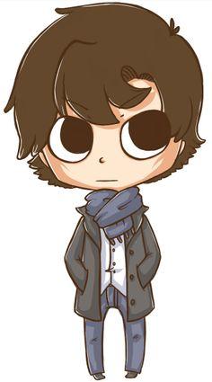 Sherlock by Princess-Snowdust on DeviantArt