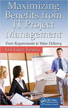 Maximizing Benefits from IT Project Management: From Requirements to Value Delivery is a comprehensive and systematic guide for IT managers and project teams to have the awareness and knowledge of the great potential benefits of IT projects to the organization. It presents a value-added approach where project teams and stakeholders are guided by a practical method of evaluation of requirements for assessing value (ROI) of projects.