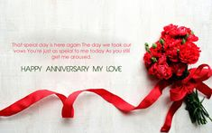 Happy Anniversary Wishes Images and Quotes. Send Anniversary Cards with Messages. Happy wedding anniversary wishes, happy birthday marriage anniversary Marriage Anniversary Wishes Quotes, Anniversary Message For Boyfriend, Anniversary Wishes Message, Happy Wedding Anniversary Wishes, Anniversary Greetings, Romantic Anniversary, Wedding Aniversary, Husband Anniversary, Anniversary Ideas