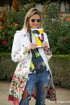 Fashionistable: Out and About....Paris Fashion Week Street Style round up