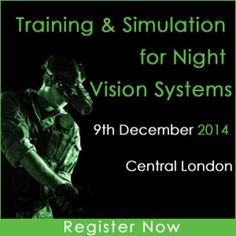 Training and Simulation for Night Vision Systems at Holiday Inn Bloomsbury, Coram Street, London, WC1N 1HT, United Kingdom on Tuesday December 09, 2014 at 12:30 pm-5:00 pm, Following from its successful conference series, SMi Group are proud to introduce its masterclass taking place on 9th December 2014 in Central London. Price: £599, Category: Conference, Speakers: Squadron Leader Douglas Vine RAF Retd. Night Vision and Human Factors Specialist Vineyard Consultancy Services