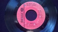 Northern Soul 45   The Tempests---The Way To Man s Heart