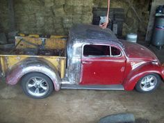 VW Bugtruck pickup - Cut-Weld-Drive Forums