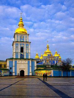 Kiev, I will see you soon.