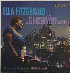 Ella sings Gershwin