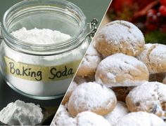 Sweet Desserts, Sweet Recipes, Christmas Sweets, Xmas, Biscotti Cookies, Baking Soda, Food To Make, Biscuits, Sugar