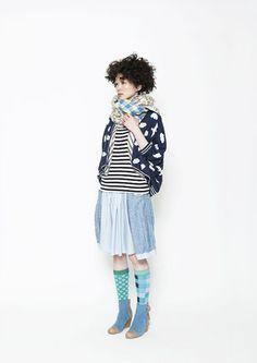 Japanese fashion label Frapbois - Autumn Winter ...