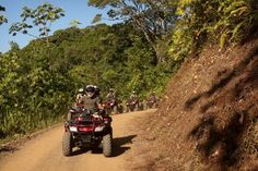 ATV - Horseback Riding Tours