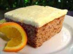 Prajitura cu portocale si nuca de Retete Culinare Cornbread, Ethnic Recipes, Desserts, Food, Millet Bread, Tailgate Desserts, Deserts, Essen, Postres