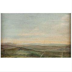 Guignard, Alberto da Veiga (1896-1962) - Além do Country Club/ Belo Horizonte - Óleo sobre madeira - 1946 - 27 x 41 cm - 1946 - Assinado e datado na frente e no verso, e intitulado no verso.   DaliArt 30 de agosto às 20:00hs www.iarremate.com  #daliart #guignard #painting #paisagem #landscape #modernistas #art #arte #arquitetura #draw #decor #casacor #fineart #galery #galeria #iarremate #leilao #auction #bid #remates #leilaodearte #leilaoonline #leilaonainternet