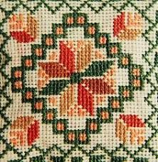 Resultado de imagen para free cross stitch patterns of poppies