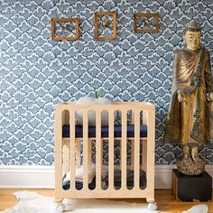 Oeuf Fawn Bassinet and Crib, modern, eco-friendly design starts as a bassinet on wheels and can be converted into a full sized crib. Modern Nursery Furniture, Baby Furniture, Crib Rail, Nursery Crib, Crib Mattress, Crib Bedding, Bed Styling, Indoor Air Quality, Child Room