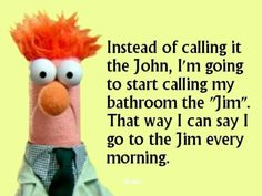 The John funny quotes quote lol funny quote funny quotes seasame street humor beaker